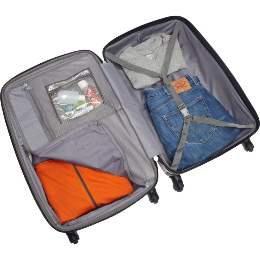 Samsonite-Winfield-2-Fashion-24-Inch-Hardside-Spinner-Luggage-Suitcase-4-Colors thumbnail 8