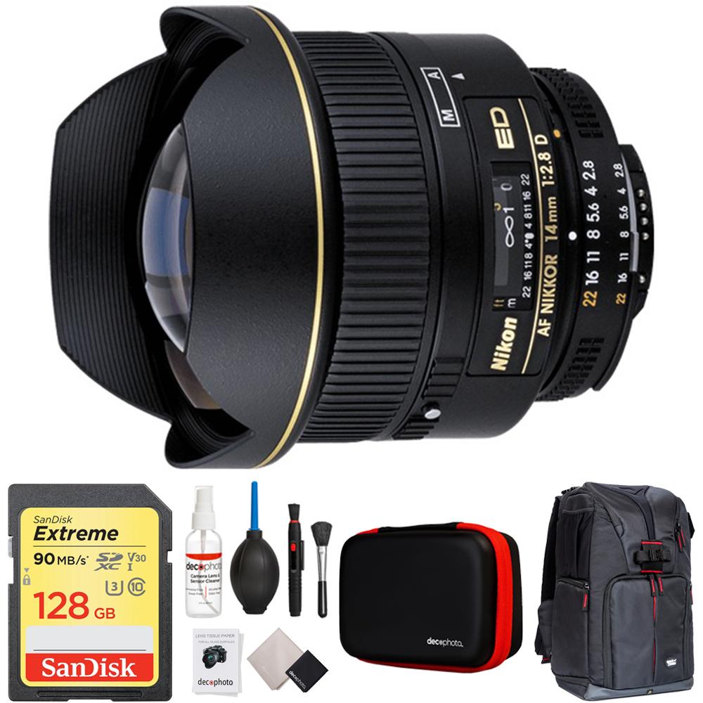 SALE Nikon AF Nikkor 28mm f/2.8D Lens F2.8 D 18208019229