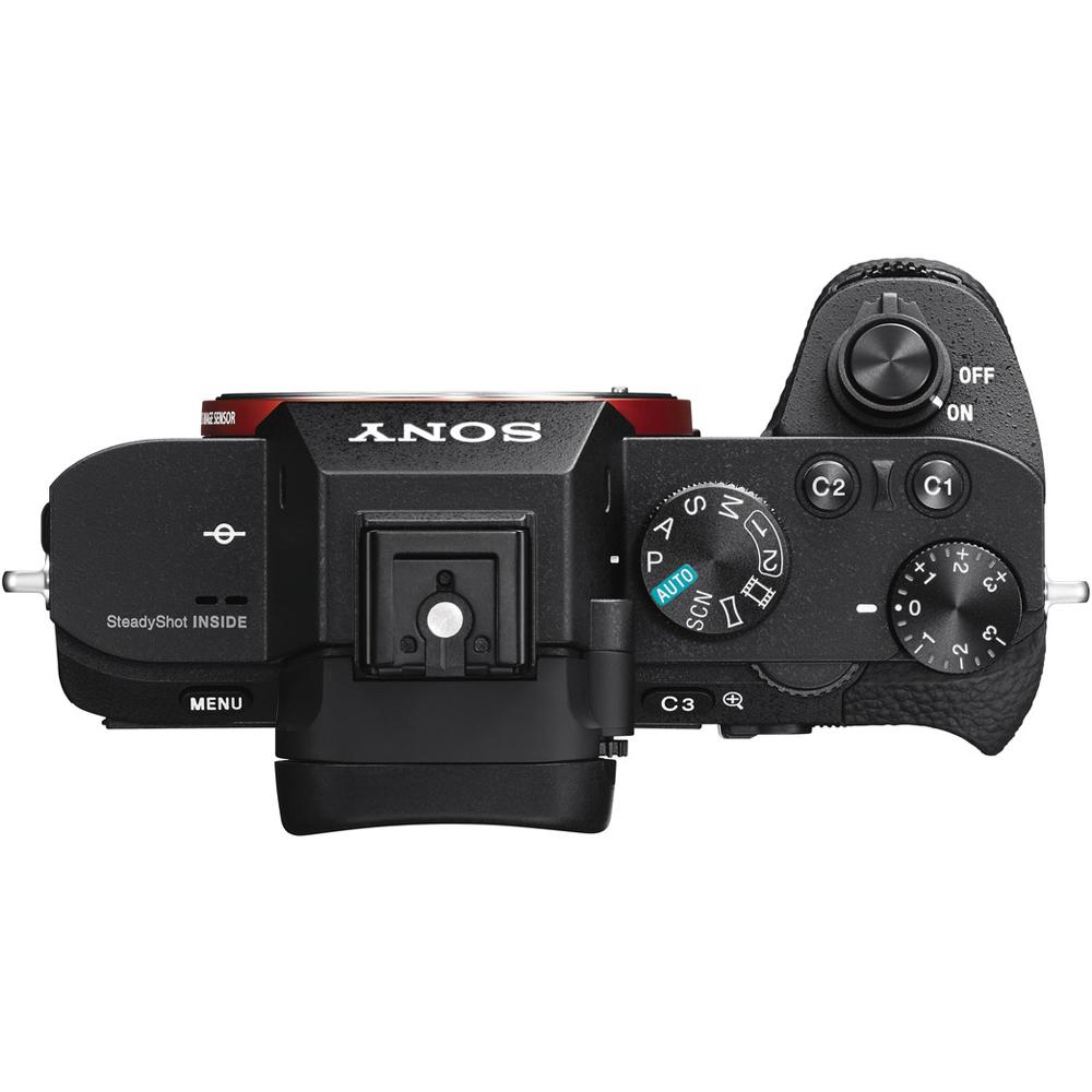 Sony-Alpha-a7-II-Mirrorless-Camera-28-70mm-Lens-Deco-Gear-Case-3x-Battery-Kit miniatura 9