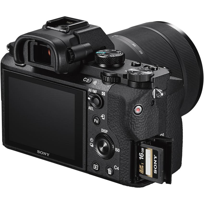 Sony-Alpha-a7-II-Mirrorless-Camera-28-70mm-Lens-Deco-Gear-Case-3x-Battery-Kit miniatura 7