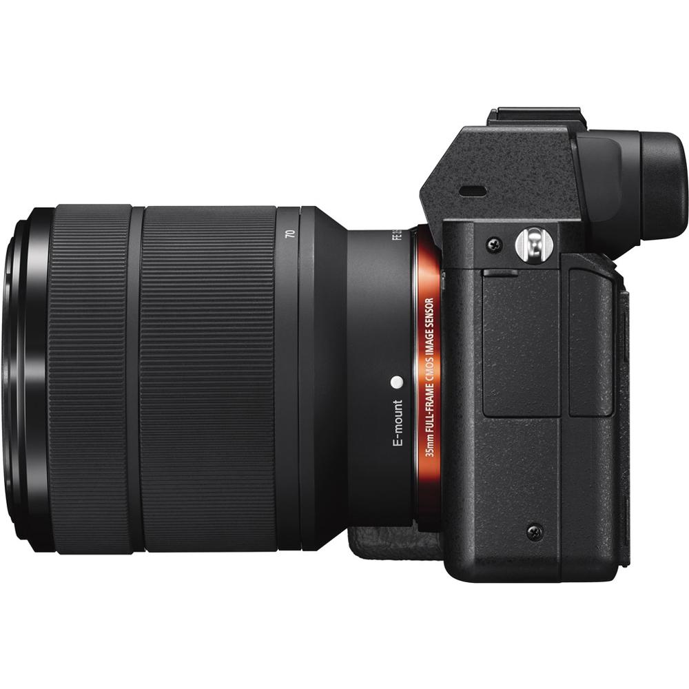 Sony-Alpha-a7-II-Mirrorless-Camera-28-70mm-Lens-Deco-Gear-Case-3x-Battery-Kit miniatura 8