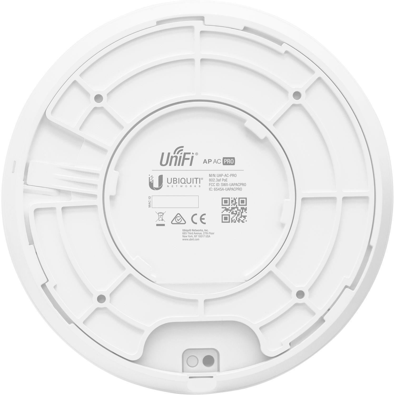 Details about Ubiquiti Unifi 802 11ac Dual-Radio PRO Access Point  (UAP-AC-PRO-US)