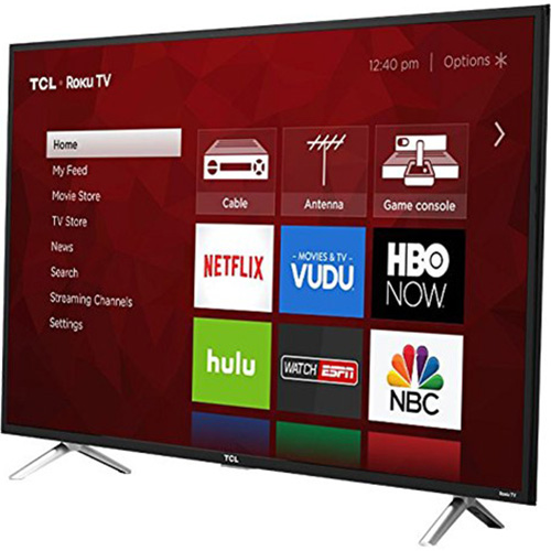 Details about TCL 49S405 49-Inch Class S-Series 4K Ultra HD Roku Smart LED  TV (2017 Model)