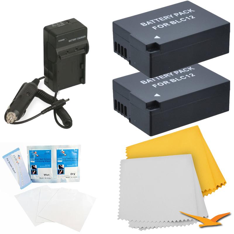 USB cargador de batería para Panasonic cámara DMC tz71 tz61 Bateria dmw-bcm13 e etc.