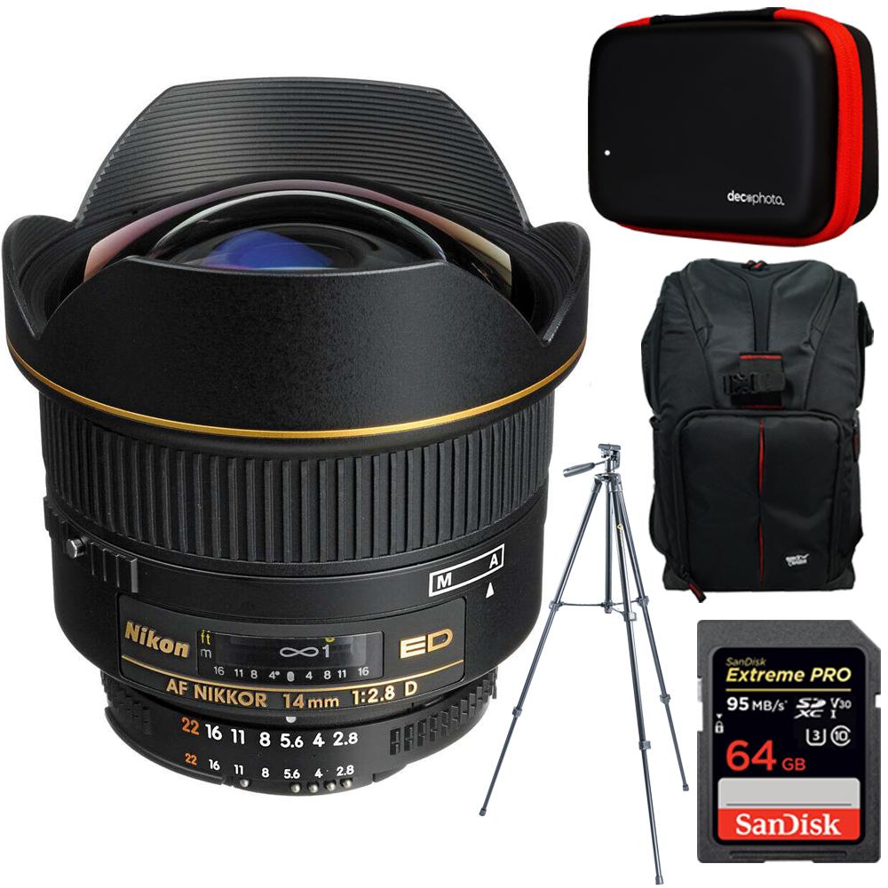 Nikon AF Nikkor 28mm f/2.8D Camera Lens