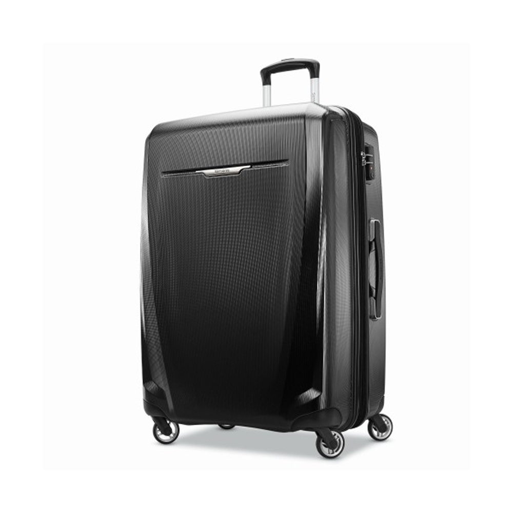 Samsonite-Winfield-3-DLX-3-Piece-Spinner-Luggage-Suitcase-Set-20-034-25-034-28-034 thumbnail 3