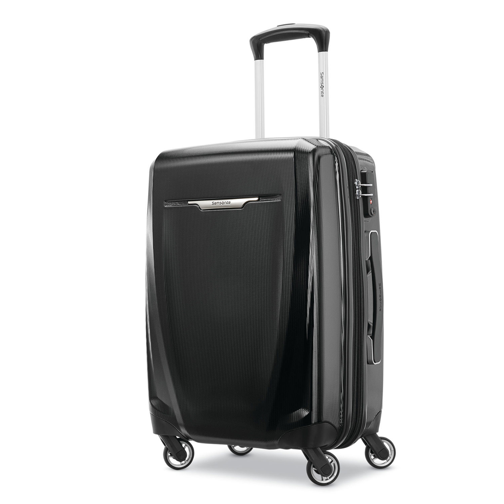 Samsonite-Winfield-3-DLX-3-Piece-Spinner-Luggage-Suitcase-Set-20-034-25-034-28-034 thumbnail 4