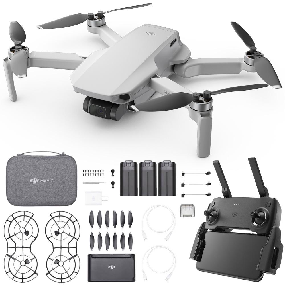Dji Mavic Mini Quadcopter Drone Fly More Combo Cp Ma 00000123 01 Ebay