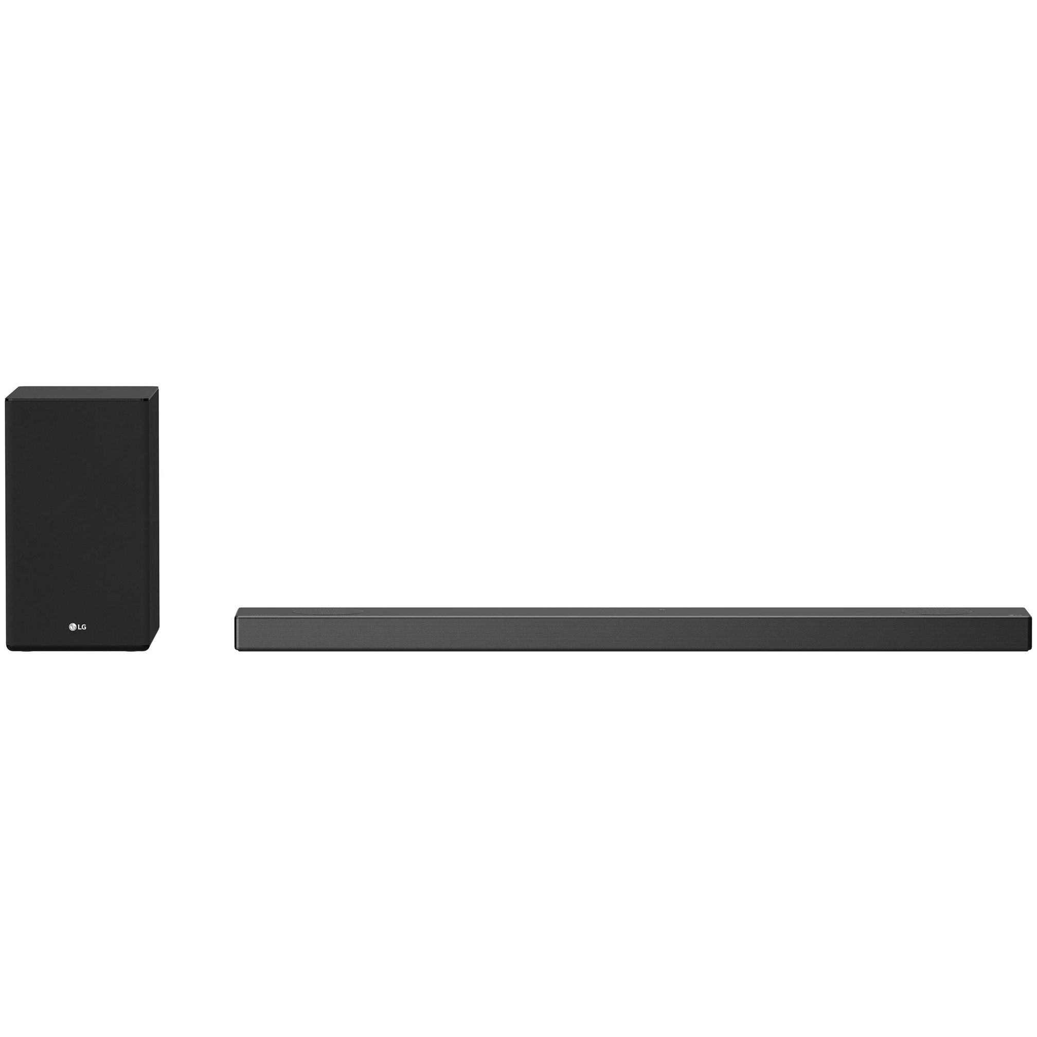 LG SN9YG 5.1.2 ch High Res Audio Sound Bar w/ Dolby Atmos an