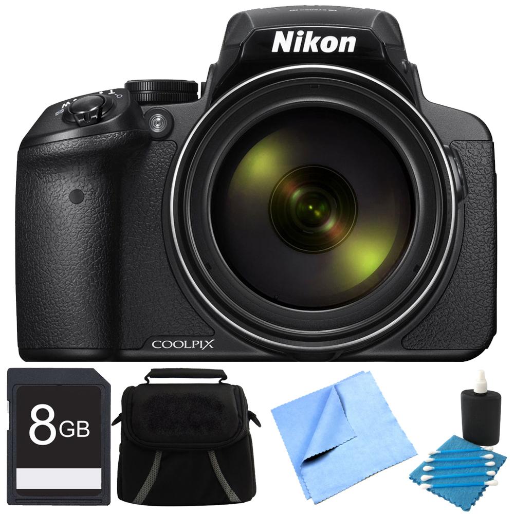 Nikon COOLPIX P900 16MP 83x Super Zoom Digital Camera Full
