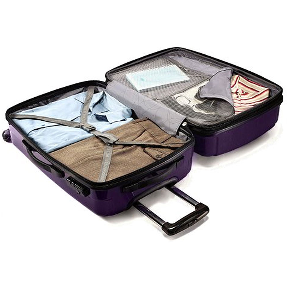 Samsonite-Winfield-2-Fashion-24-Inch-Hardside-Spinner-Luggage-Suitcase-4-Colors thumbnail 12