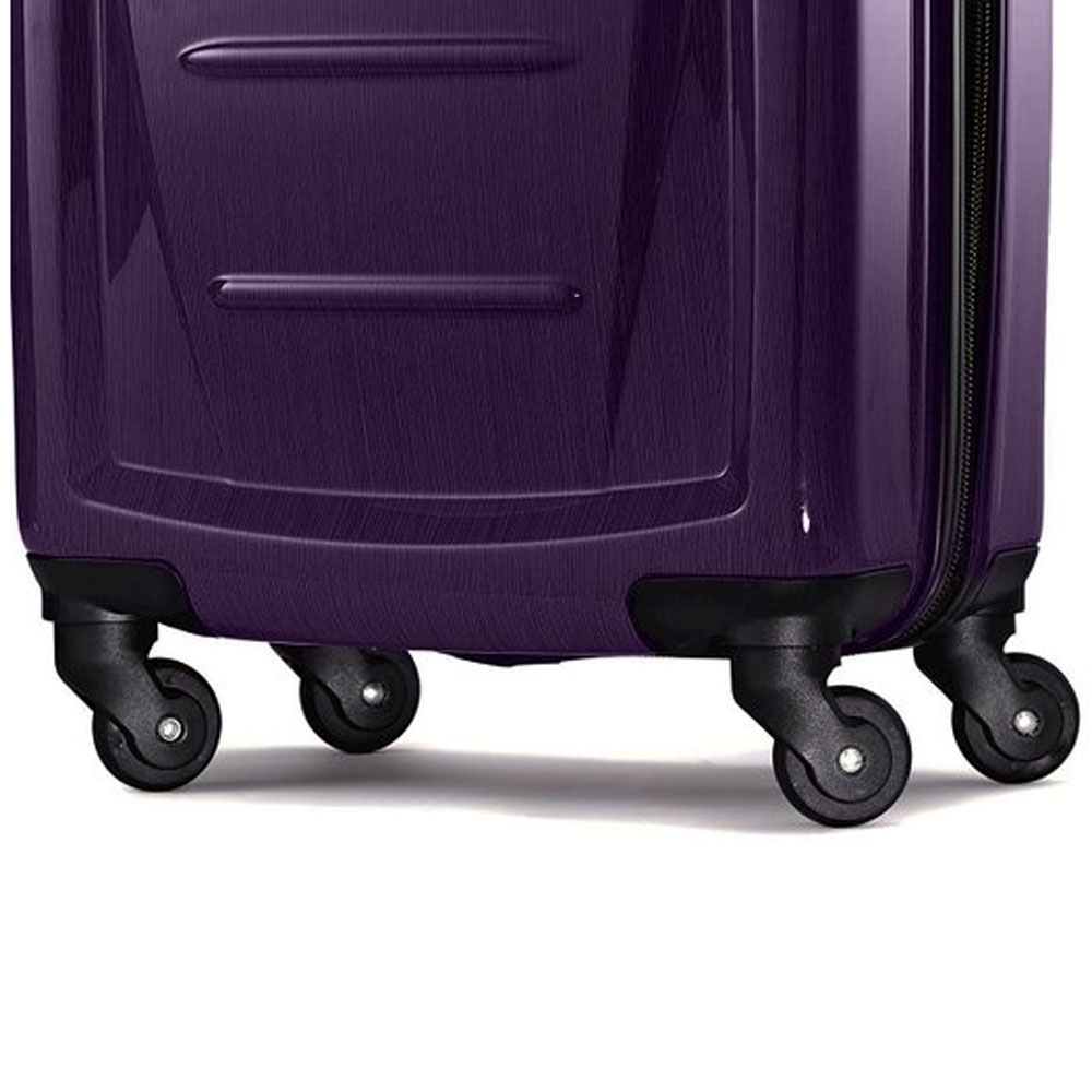 Samsonite-Winfield-2-Fashion-24-Inch-Hardside-Spinner-Luggage-Suitcase-4-Colors thumbnail 14