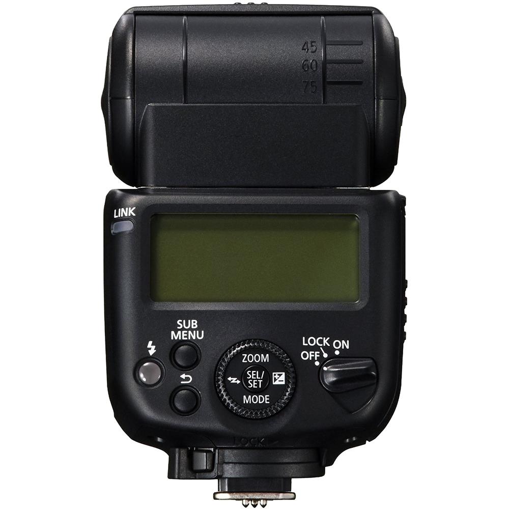 Canon 430EX III-RT EOS Speedlite Flash with Wireless Capability – 0585C006