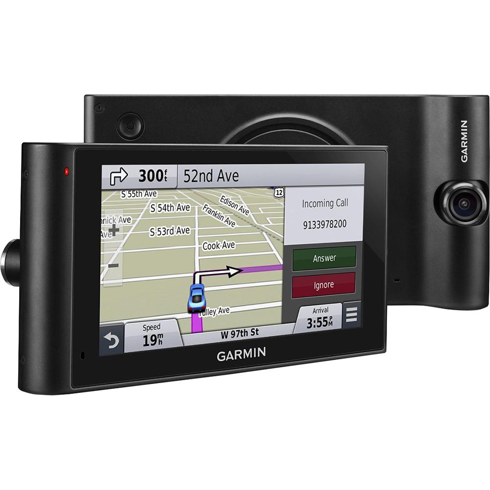 "Updates: Garmin DezlCam LMTHD 6"" GPS Truck Navigator W/ Dash Cam"